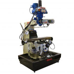 Turret Milling Machines