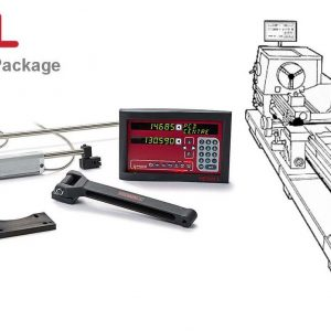 Digital Readout Packages for Lathes