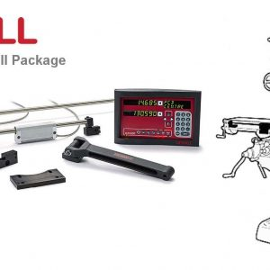 Digital Readout Packages for Mills