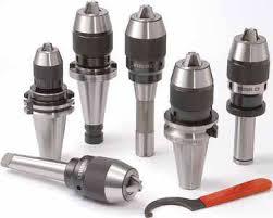 Integrated Shank Keyless Drill Chucks