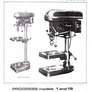 Elliott Progress Drill manuals