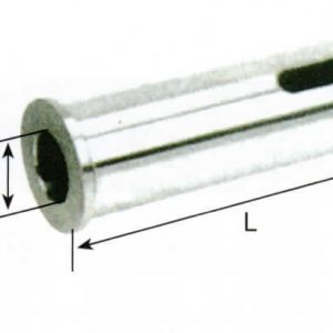 Morse Taper Bushing for use with Drilling and Boring Bar Holder - L Type